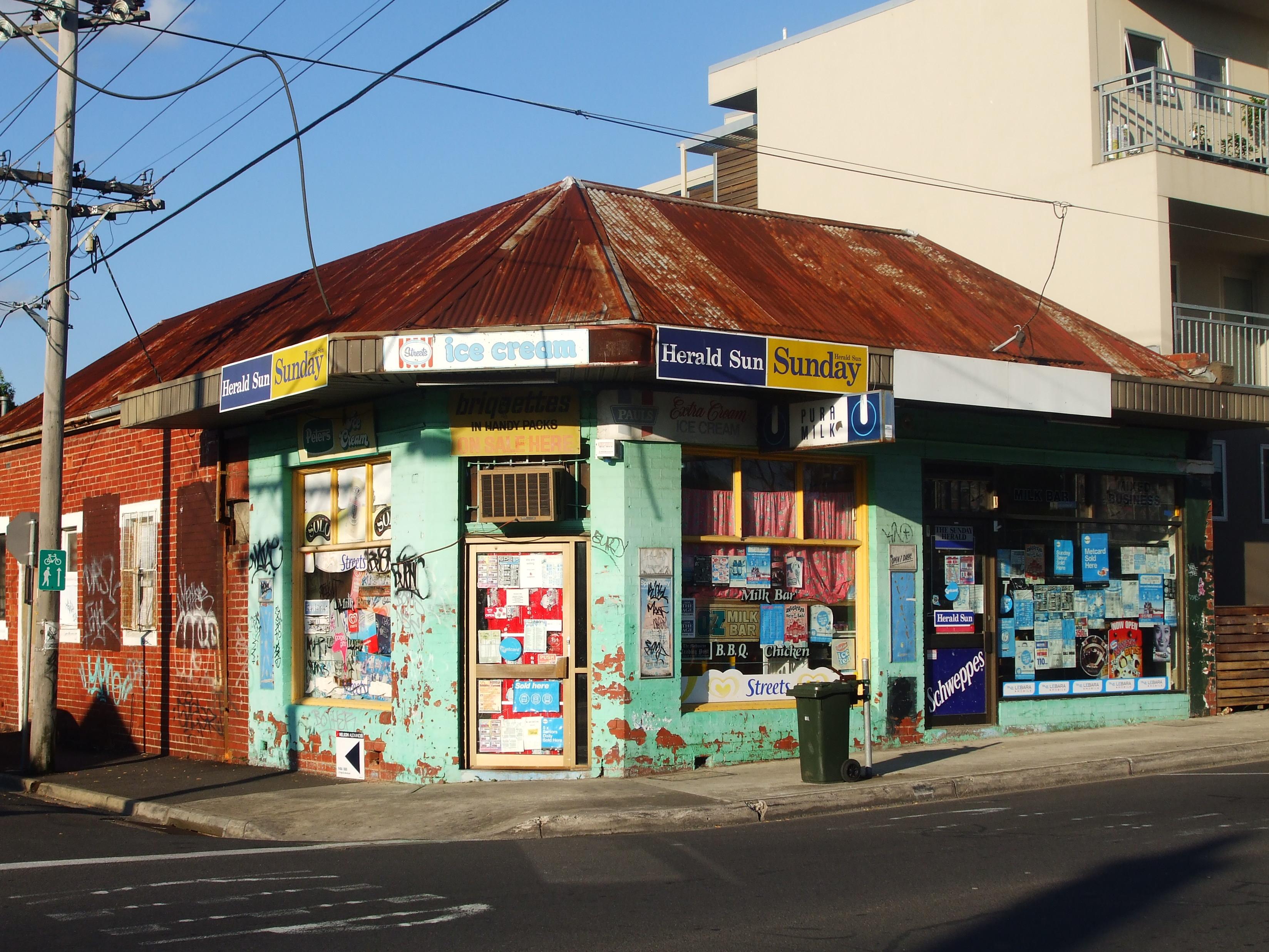 THE MILK BAR – FAREWELL TO AN AUSTRALIAN ICON | EATERIES ...